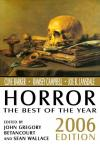 Horror: The Best of the Year: 2006 Edition, 2006