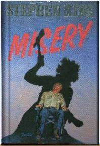 Misery, Hardcover, Oct 1989