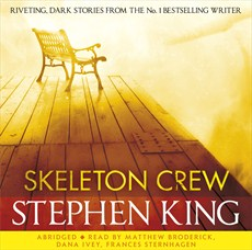 Skeleton Crew, Audio Book, 2012