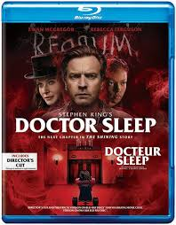 Doctor Sleep, Blu-Ray, 2020