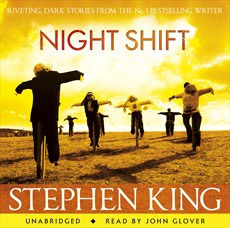 Night Shift, Audio Book, 2012