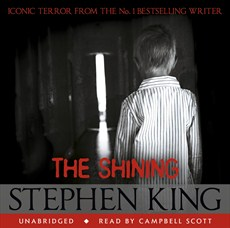 The Shining, Audio Book, 2012