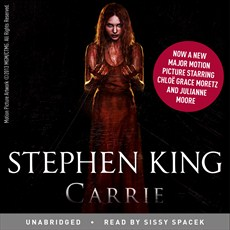 Carrie, Audio Book, 2012
