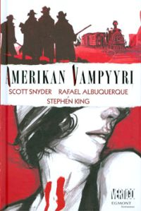 American Vampire, Hardcover, 2011