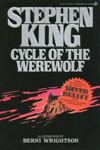 Cycle Of The Werewolf, Paperback