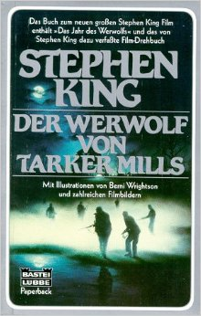 Cycle Of The Werewolf, Paperback, 2001