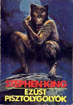 Cycle Of The Werewolf, Paperback, 1985