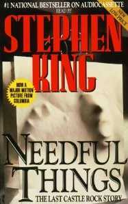 Needful Things, Paperback, 1993