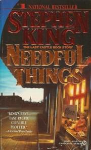 Needful Things, Paperback, 1992