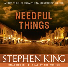 Needful Things, Audio Book, 2012