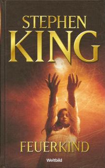Firestarter, Hardcover, 2007