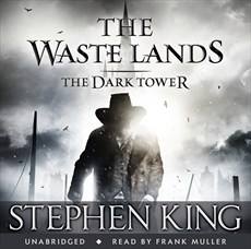 The Dark Tower - The Waste Lands, Audio Book, 2012