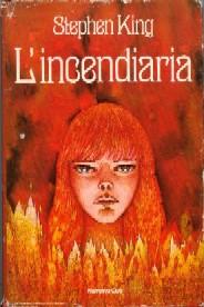 Firestarter, Paperback, 1983