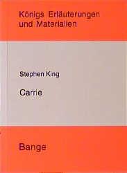 Königs Erläuterungen Band 394: Stephen King, Paperback, 1998