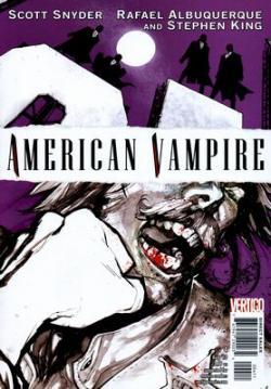 American Vampire, Comic, Jun 23, 2010