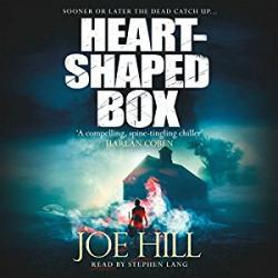 Heart-Shaped Box, Audio Book, Oct 2017