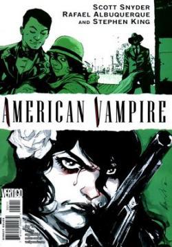 American Vampire, Comic, Jul 28, 2010