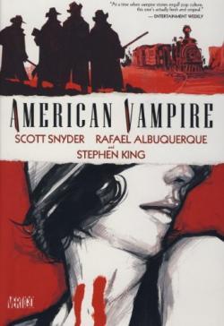 American Vampire, Hardcover, 2010