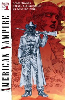 American Vampire, Comic, Mar 17, 2010
