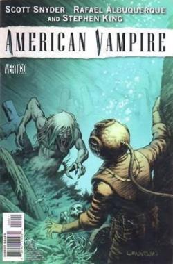 American Vampire, Comic, Apr 21, 2010