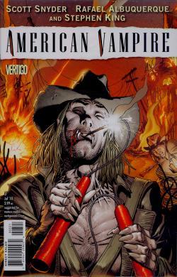 American Vampire, Comic, May 19, 2010