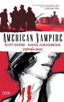 American Vampire, Paperback, 2011