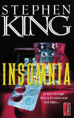 Insomnia, Paperback, 2002