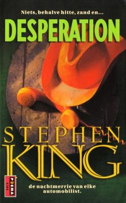 Desperation, Paperback, 1999