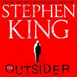 The Outsider, Audio Book, May 22, 2018