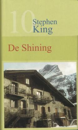 The Shining, Hardcover, 2001