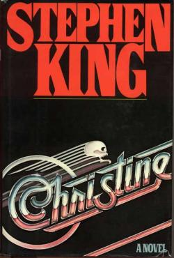 Christine, Hardcover, Apr 23, 1983