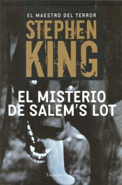 Salem's Lot, Paperback, 2010