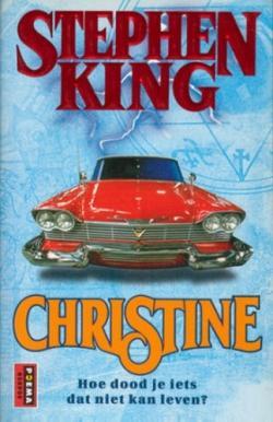 Christine, Paperback, 1995
