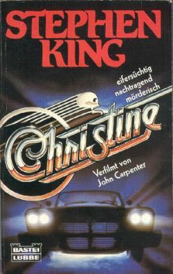 Christine, Paperback, 1986