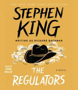 The Regulators, Audio Book, Sep 27, 2016
