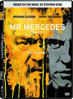 Mr. Mercedes, DVD, 2018