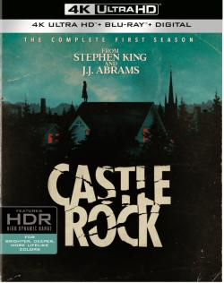 Castle Rock, Blu-Ray, 2018