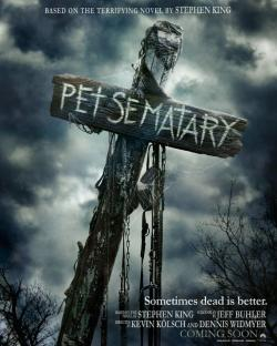 Pet Sematary 2019, Movie Poster, 2019