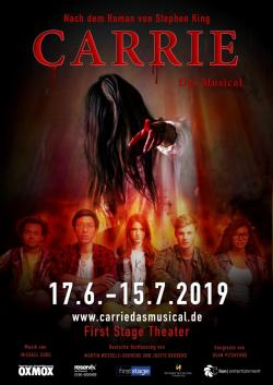 Carrie - The Musical, Movie Poster, 2019