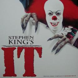 Stephen King's IT Original Motion Picture Soundtrack, CD, 2011