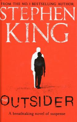 The Outsider, Hardcover, May 22, 2018