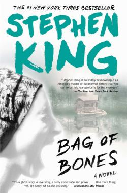 Bag of Bones, Paperback, Sep 2019