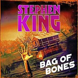 Bag of Bones, Audio Book, Sep 20, 2018
