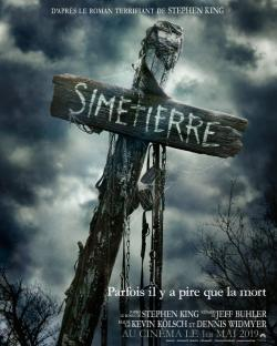 Pet Sematary, Movie Poster, Apr 10, 2019