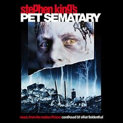 Pet Sematary Original Motion Picture Soundtrack, CD, 2014