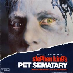 Pet Sematary Original Motion Picture Soundtrack, LP, 1993