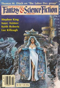 The Magazine of Fantasy and Science Fiction 02 1981, 1981