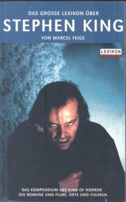 Das große Lexikon über Stephen King, Paperback, 2001