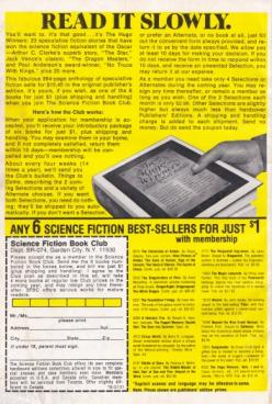 The Magazine of Fantasy and Science Fiction 02 1981