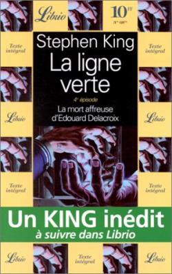 The Green Mile 4 - The Bad Death of Eduard Delacroix, Paperback